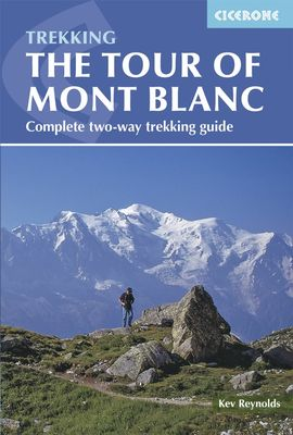 TOUR OF MONT BLANC -CICERONE