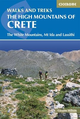 HIGH MOUNTAINS OF CRETE, THE -CICERONE