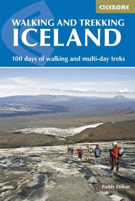 WALKING AND TREKKING IN ICELAND -CICERONE