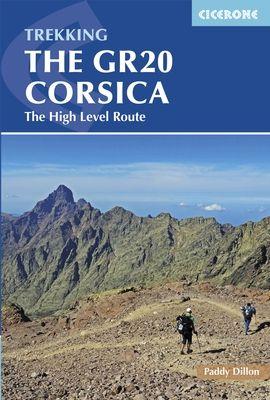 GR 20 CORSICA -CICERONE