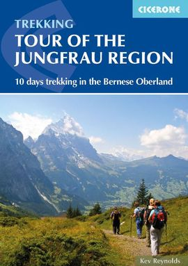 TOUR OF THE JUNGFRAU REGION -CICERONE