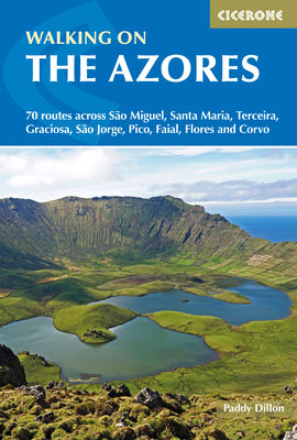 WALKING ON THE AZORES -CICERONE