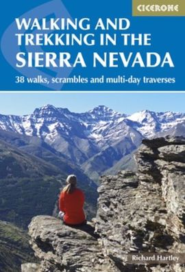 WALKING AND TREKKING IN THE SIERRA NEVADA -CICERONE