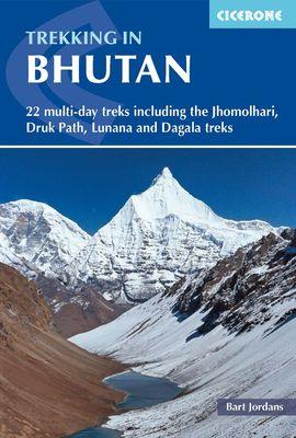 BHUTAN, TREKKING IN,  -CICERONE