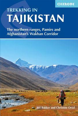 TREKKING IN TAJIKISTAN -CICERONE