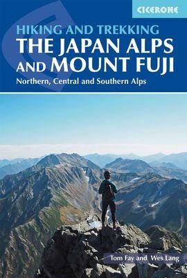 JAPAN ALPS AND MOUNT FUJI -CICERONE