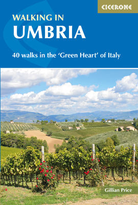UMBRIA, WALKING IN -CICERONE