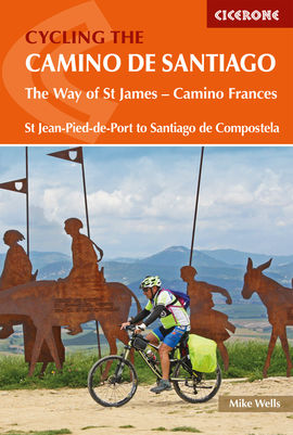 CAMINO DE SANTIAGO, CYCLING THE -CICERONE