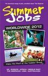 2012 SUMMER JOBS WORLDWIDE