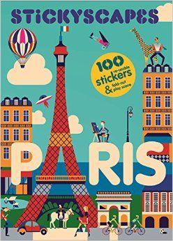 PARIS. STICKYSCAPES