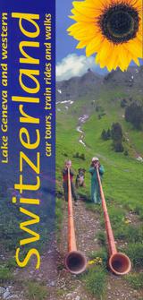 LAKE GENEVA & WESTERN SWITZERLAND -SUNFLOWER