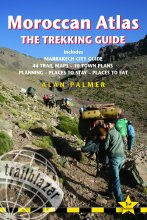 MOROCCAN ATLAS, THE TREKKING GUIDE