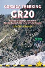 GR 20 CORSICA TREKKING -TRAILBLAZER