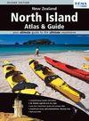 NORTH ISLAND. ATLAS & GUIDE. NEW ZEALAND -HEMA
