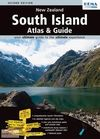 SOUTH ISLAND. ATLAS & GUIDE. NEW ZEALAND -HEMA