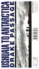 USHUAIA TO ANTARCTICA 1:5.000.000. DRAKE PASSAGE