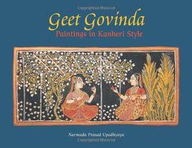 GEET GOVINDA. PAINTINGS IN KANHERI STYLE