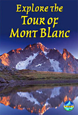 EXPLORE THE TOUR OF MONT BLANC -RUCKSACK READERS