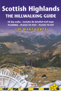 SCOTTISH HIGHLANDS. THE HILLWALKING GUIDE -TRAILBLAZER