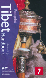 TIBET HANDBOOK -FOOTPRINT