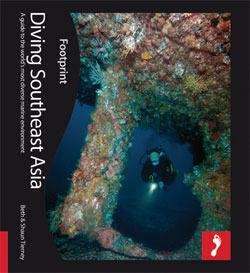 DIVING SOUTHEAST ASIA -ACTIVITY GUIDES FOOTPRINT