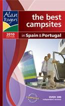SPAIN & PORTUGAL. CAMPING & CARAVANNING (2010)