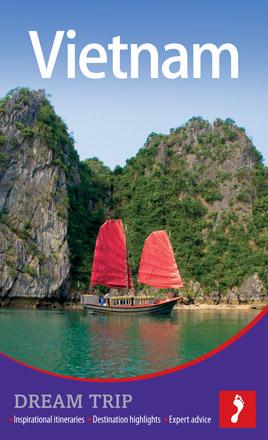 VIETNAM -DREAM TRIP FOOTPRINT