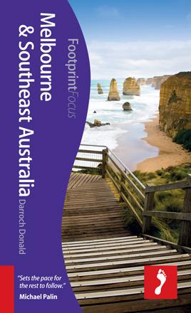 MELBOURNE & SOUTHEAST AUSTRALIA -FOCUS FOOTPRINT