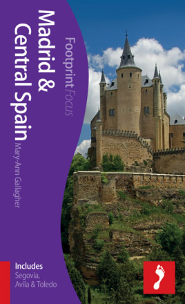 MADRID & CENTRAL SPAIN -FOCUS FOOTPRINT