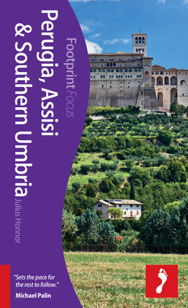 PERUGIA, ASSISI & SOUTHERN UMBRIA -FOCUS FOOTPRINT
