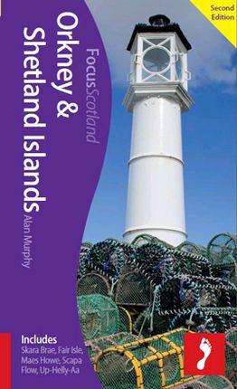 ORKNEY & SHETLAND ISLANDS -FOCUS FOOTPRINT