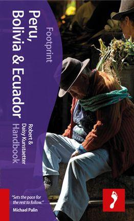 PERU, BOLIVIA & ECUADOR -FOOTPRINT