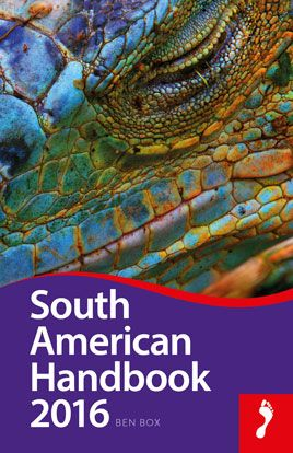 2016 SOUTH AMERICAN HANDBOOK -FOOTPRINT