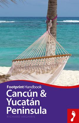 CANCUN & YUCATAN PENINSULA -FOOTPRINT