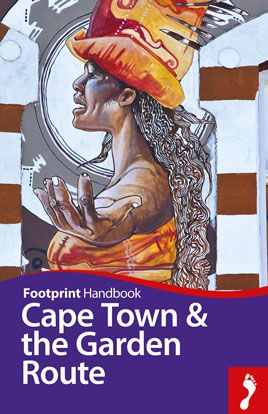 CAPE TOWN & GARDEN ROUTE -HANDBOOK FOOTPRINT