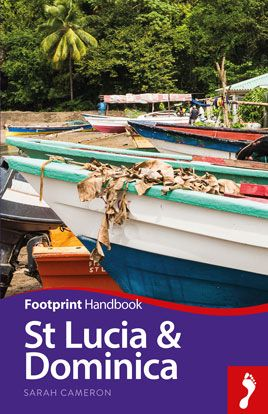 ST LUCIA & DOMINICA -HANDBOOK FOOTPRINT