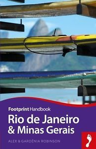 RIO DE JANEIRO & SOUTHEAST BRAZIL -FOOTPRINT
