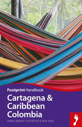 CARTAGENA & CARIBBEAN COAST -FOOTPRINT