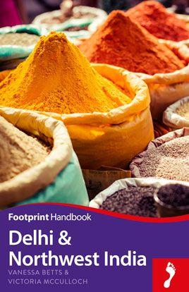 DELHI & NORTHWEST INDIA -FOOTPRINT