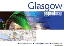GLASGOW -POPOUT MAP
