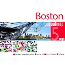 BOSTON -POPOUT MAP