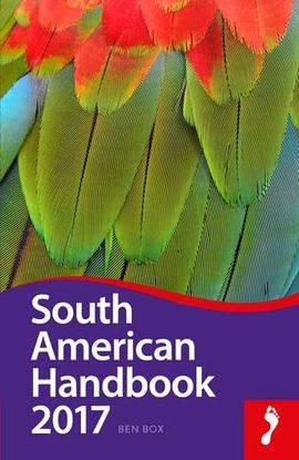 2017 SOUTH AMERICAN HANDBOOK -FOOTPRINT
