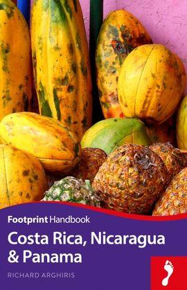 COSTA RICA, NICARAGUA & PANAMA -FOOTPRINT