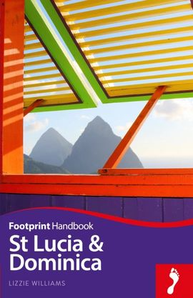 ST. LUCIA & DOMINICA -FOOTPRINT