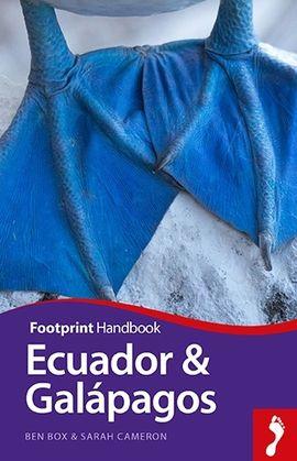 ECUADOR & GALAPAGOS -FOOTPRINT