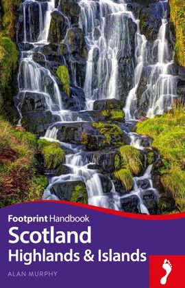 SCOTLAND HIGHLANDS & ISLANDS -FOOTPRINT