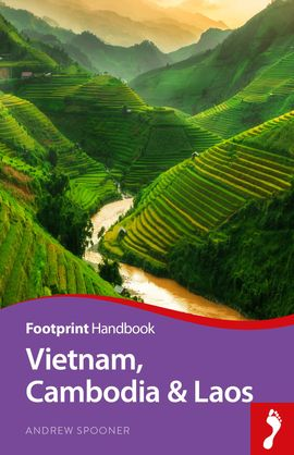 VIETNAM, CAMBODIA & LAOS -FOOTPRINT
