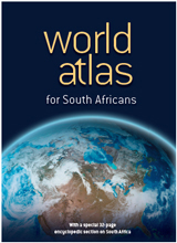 WORLD ATLAS FOR SOUTH AFRICANS