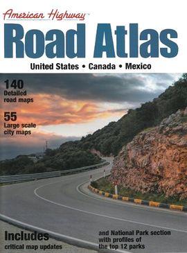ROAD ATLAS [PEQUEÑO] -AMERICAN HIGHWAY -ITMB