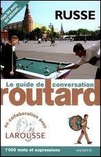 RUSSE -GUIDE DE CONVERSATION ROUTARD